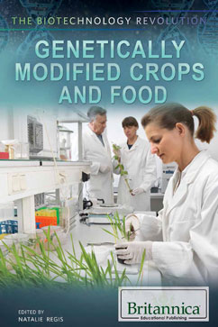 Cover for Genetically Modified Crops and Food