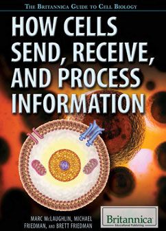 Cover for How Cells Send, Receive, and Process Information