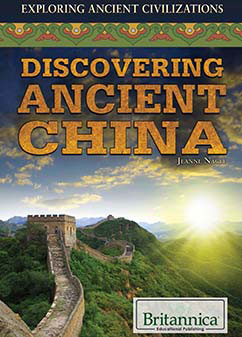 Cover for Discovering Ancient China