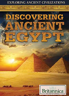 Cover for Discovering Ancient Egypt