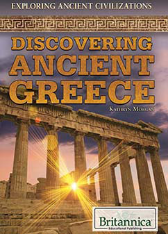Cover for Discovering Ancient Greece