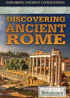 Cover for Discovering Ancient Rome