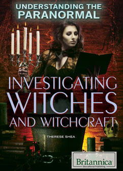 Cover for Investigating Witches and Witchcraft