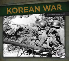 Cover for Korean War