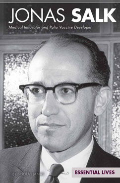 Cover for Jonas Salk