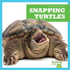 Cover for Snapping Turtles