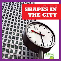 Cover for Shapes in the City