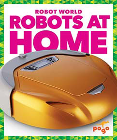Cover for Robots at Home