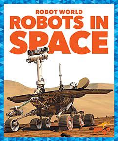 Cover for Robots in Space