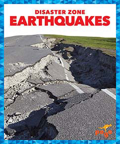 Cover for Earthquakes