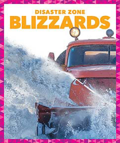 Cover for Blizzards
