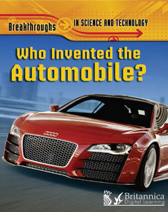 Cover for Who Invented The Automobile?