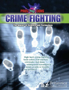 Cover for Crime Fighting