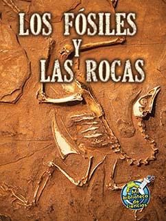 Cover for Los fósiles y las rocas