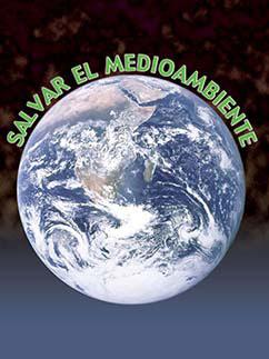 Cover for Salvar el medioambiente