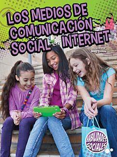 Cover for Los medios de comunicación social en internet