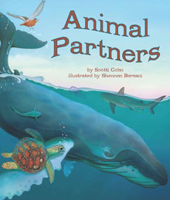 Cover for Animal Partners