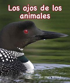Cover for Los ojos de los animales