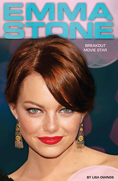Cover for Emma Stone