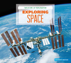 Cover for Exploring Space