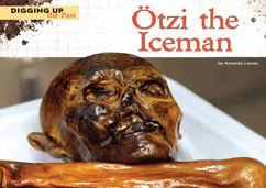 Cover for Ötzi the Iceman