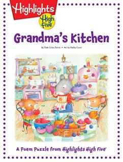 Cover for Grandma's Kitchen