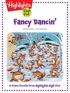Cover for Fancy Dancin'