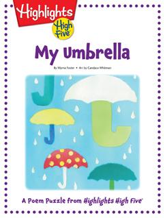 Cover for My Umbrella