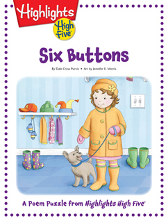 Cover for Six Buttons