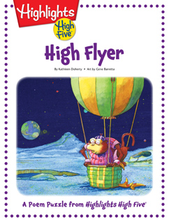 Cover for High Flyer