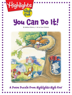 Cover for You Can Do It!