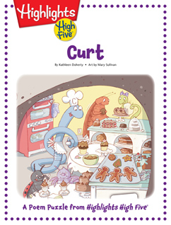Cover for Curt