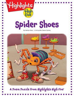 Cover for Spider Shoes