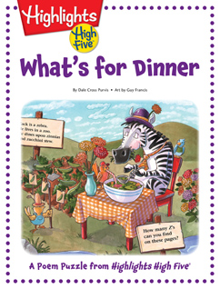 Cover for What's For Dinner?