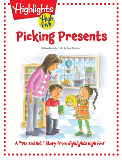 Cover for Picking Presents