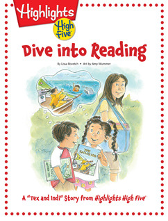 Cover for Dive Into Reading