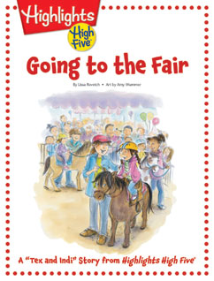 Cover for Going to the Fair