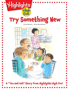 Cover for Try Something New