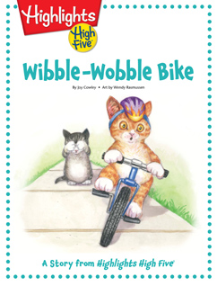 Cover for Wibble -Wobble Bike