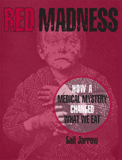Cover for Red Madness