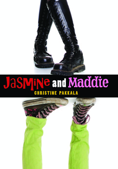 Cover for Jasmine and Maddie
