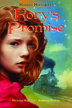 Cover for Rory's Promise