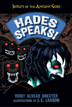 Cover for Hades Speaks!
