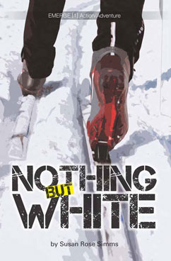 Cover for Nothing But White
