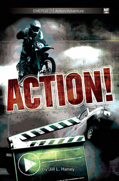 Cover for Action!