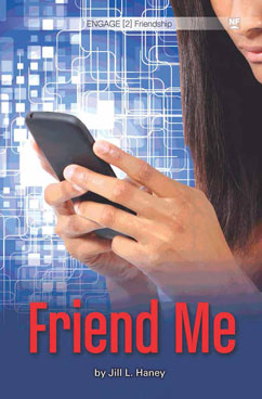 Cover for Friend Me