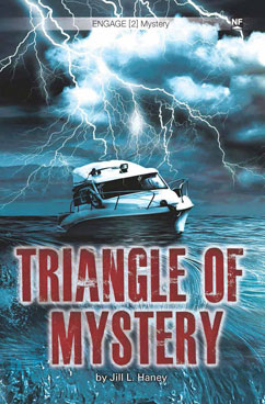 Cover for Triangle of Mystery
