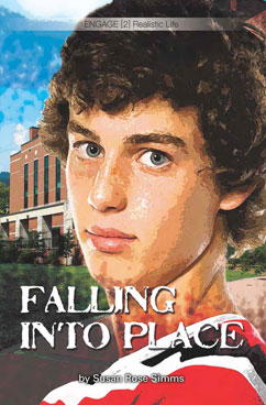Cover for Falling Into Place