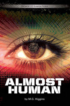 Cover for Almost Human