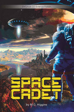 Cover for Space Cadet